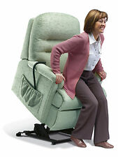 Sherborne Keswick1292 dual lift & rise recliner, riser recliner  Mobility chair.