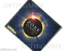 Zork Nemesis Das verbotene Land PC 3CDs in Original CD Hülle