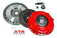 XTR STAGE 1 CLUTCH KIT & CHROMOLY FLYWHEEL FORD MUSTANG GT COBRA SVT 4.6L 8-BOLT