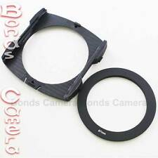 67mm Adapter Ring + Wide Angle Filter Holder for Cokin P Series Camera Lens