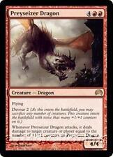 PREYSEIZER DRAGON Planechase 2012 MTG Red Creature — Dragon RARE