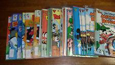 47 WALT DISNEY & GLADSTONE DONALD DUCK & DD ADVENTURES, MICKEY & DONALD comics