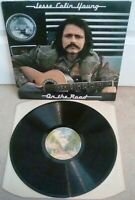 """Jesse Colin Young – On The Road Vinyl 12"""" LP UK K 56223 1976"""