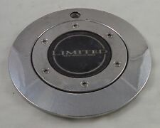 Limited Wheels Chrome Custom Wheel Center Cap Caps (1)