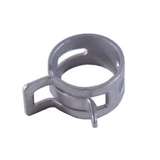 HOSE CLAMP Ø13-15 STAINLESS STEEL FUEL CLIP SPRING HOLDER TUBE CAR SCOOTER MOPED
