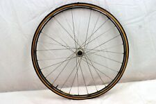 "Campagnolo Omega 19 26"" Rear Wheel Shimano 600 Tri-Color Hub 130OLW 20mm Charity"