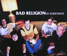 Bad Religion 1998 No Substance Tour Promo Poster