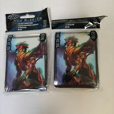 Max Protection Neo Sleeves DRAGON 100 Count 7060L MMY