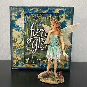 Faerie Glen Munro Fairy Willowshimmer FG811 Figure 2002 Retired in Box