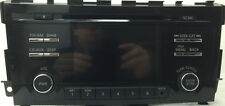 Altima CD XM iPod ready radio +front aux. OEM factory original stereo