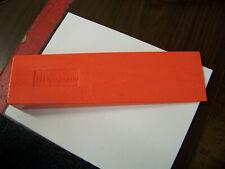"Husqvarna Felling Bucking Wedge 12"" Orange Woodgrain Plastic Tool 608 20 10-02"