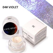 2017 Makeup 5colors Glitter Highlight Eyeshadow Waterproof Eye Shadow Powder 4#