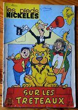 EO 1964 - Les Pieds Nickelés sur les tréteaux (N° 55)