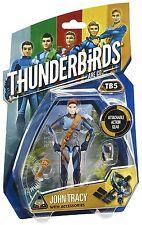"THUNDERBIRDS ARE GO - THUNDERBIRDS 5 TB5 JOHN TRACY 3.75"" (9.5cm) FIGURE - BNIP"