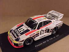 Spark 1/43 Resin Porsche 935 K2, 1977 LeMans, Denim AfterShave, #42 #S2029