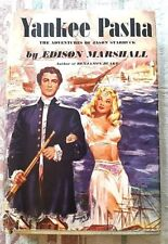 Yankee Pasha The Adventures of Jason Starbuck HC / DJ 1948 Edison Marshall