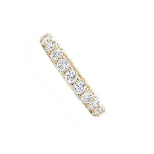 Tiffany & Co Embrace Band Ring 18k Yellow Gold with Diamonds