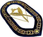 Blue Lodge Working Tool Golden Collar Chain + Secretray Pendant DMR-400GB+SEGOLD
