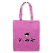 Ostrich Pink Bags & Handbags for Women