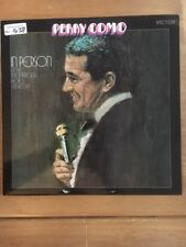 Perry Como - In Person At The International Hotel Las Vegas LP SF8159