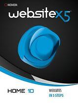 Website X5 Home 10 Windows PC Website Designing HTML