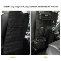 Universal  new Tactical Molle Organizer Cover Protector Car Seat Back Hanger Bag