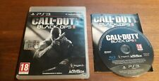 Call of Duty Black Ops II PS3 Ottima 1a Edizione Italiana con manuale