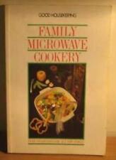 """""""Good Housekeeping"""" Family Microwave Cookbook,Good Housekeeping Institute"""