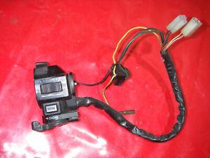 Blinkerschalter Hupe Schalter links Licht aufab YAMAHA XZ 550