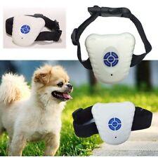 Training Device Ultrasonic Dog Anti-Bark No Stop Barking Control Collar Train