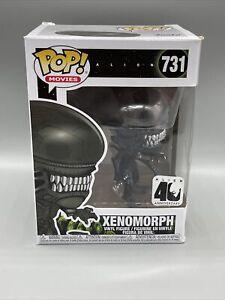 Funko Pop Xenomorph #731 Alien 40th Anniversary!! damaged box