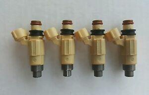 OEM Chrysler Mitsubishi Fuel Injectors CDH240 set eclipse galant 2.4l set of 4
