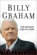 The Reason for My Hope: Salvation (Billy Graham, 2013, Hardcover) NEW!