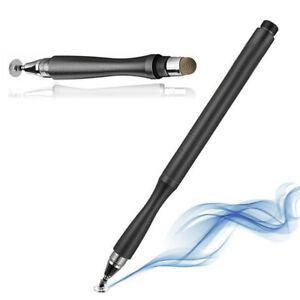 Touch Screen Stylus Bleistift Kapazitiver Pen Für Tablet iPad PC Samsung Schwarz