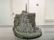 The Danbury Mint: Lotr Lord of the Rings: Minas Tirith Environment!