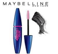 Maybelline Volume Express The Rocket Black Mascara Volum' Express NEW CARDED