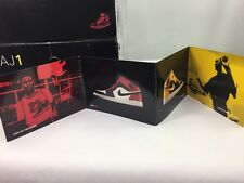 AIR JORDAN I 1 OLD LOVE NEW LOVE 2-PAIR COLLECTOR SET SIZE 11 - 100% AUTHENTIC