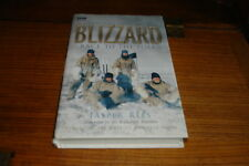 BLIZZARD-RACE TO THE POLE BY JASPER REES