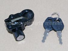for Honda XL175 CB125S CJ360T CT70 GL1100 CB400 CB550 CB750 CB500T Seat Lock+Key