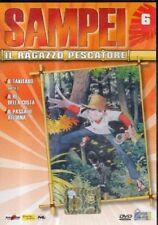 dvd SAMPEI Il ragazzo pescatore HOBBY & WORK numero 6