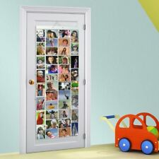Picture Pockets Mega Hanging Photo Frame Album Door Wall Display 80 Photos