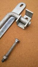 Metal gate drop bolt bolt on fencing metal gates farm stables gate fittings