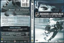 DVD:2-DISC NHL HONOR & COURAGE TOUGH GUYS OF THE NHL