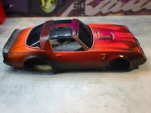 AFX Original 1979 PONTIAC TRANS AM HO Slot Car Body Z45