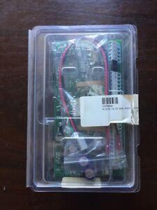 DSC Power Series alarm system components - PC1616, RFK5501, siren, extras