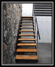 Modulare Treppe, Innen.- Außentreppe, 11 Stuffe, ASTA 3