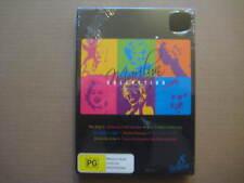 MARILYN MONROE 8 Movies RARE AUSSIE DVD BOX SET - OOP - Region 4 - BRAND NEW