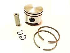 Piston kit fits Stihl BG45, BG46, FS38, FS45, FS55, HS45, HS81, 34mm bore