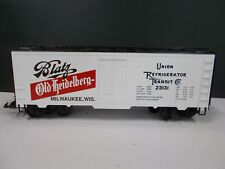 Roundhouse / Mdc ~ Blatz Beer Reefer Car # 23131 ~ G Scale