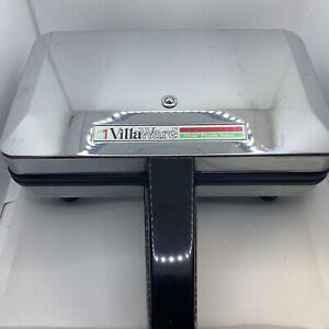 Villaware Prima Pizzelle Baker Maker Model 5000-NS Italian Waffle Shaped Cookie